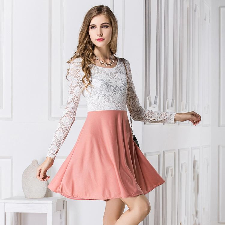Imagenes de vestidos cortos para mujeres delgadas